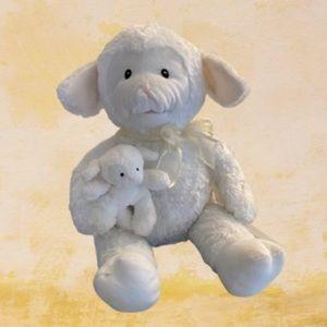 GUND Nursery Rhyme Time Lamb Animated Plush
